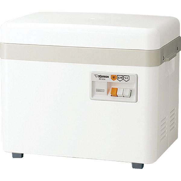 象印 もちつき機(2升) 力もち 電化製品 電化製品調理機器 その他調理小物 BS-GC20-WA(代引不可)【送料無料】