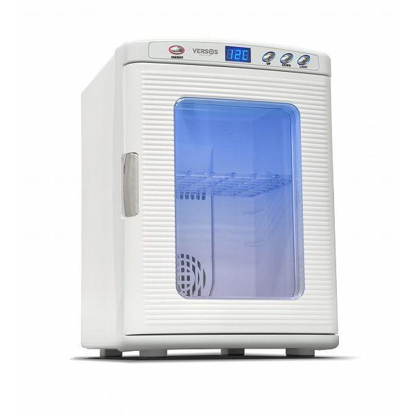 25L冷温庫 ベルソス VS-404WH【送料無料】 ホワイト