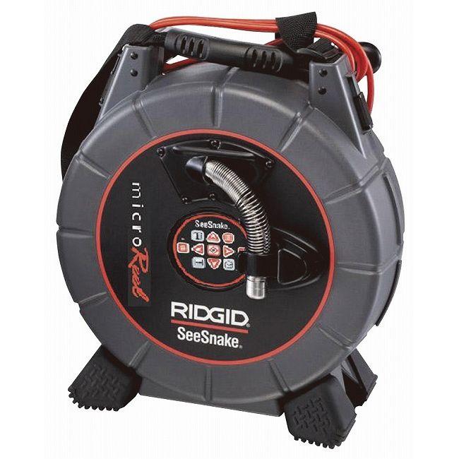 RIDGID(リジッド) 35183 マイクロリール L100C 30M F/シースネイク(代引不可)【送料無料】