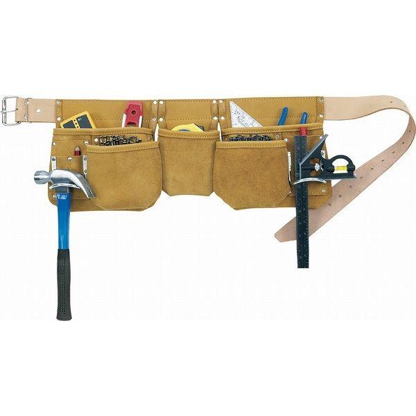 KUNY'S クニーズ AP-630 腰袋両側ベルト(代引不可)【送料無料】