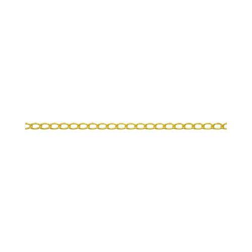 ニッサチェイン 真鍮キリンスマンテルチェイン 2mm×30m BM20(代引き不可)【送料無料】