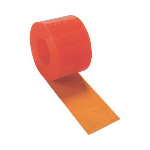 TRUSCO ストリップ型間仕切りシート防虫オレンジ2X300X30M TSBO23030(代引き不可)【送料無料】