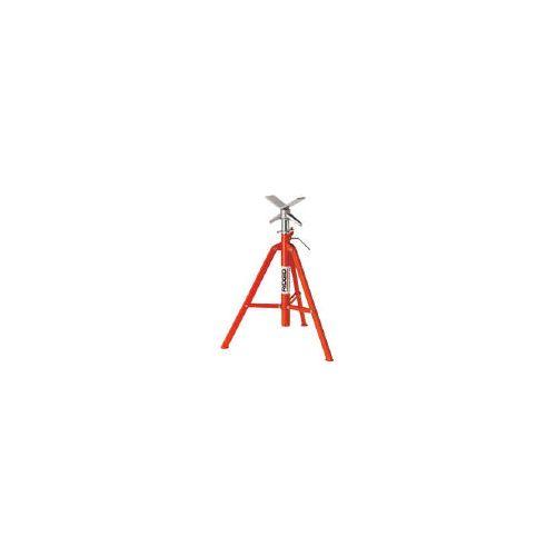 RIDGID Vヘッド折りたたみパイプスタンド(高) VF‐99 22168(代引き不可)