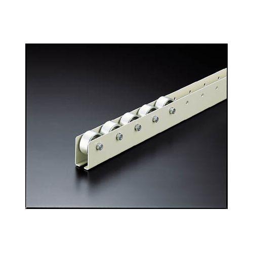 TRUSCO ホイールコンベヤ プレス製Φ40X20 P50XL2400 V40T502400(代引き不可)