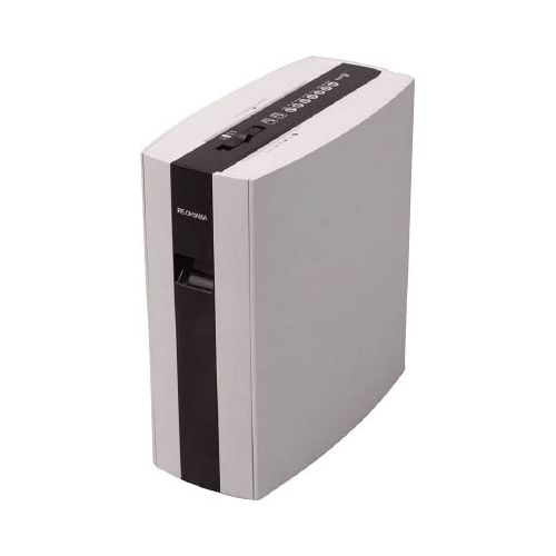 IRIS 細密シュレッダー ホワイト PS5HMSDWH(代引き不可)【送料無料】