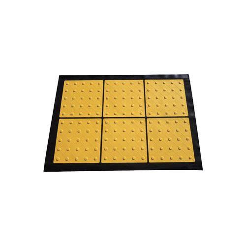 TRUSCO 折り畳み式点字マット 300角ポイントタイプ TTMP300(代引き不可)【送料無料】