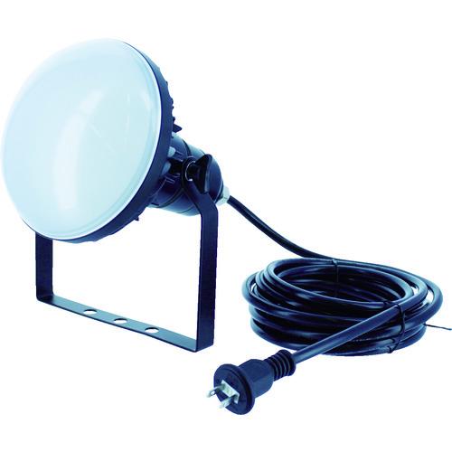 TRUSCO トラスコ LED投光器 DELKURO 50W 10M RTLE510 3100(代引不可)【送料無料】