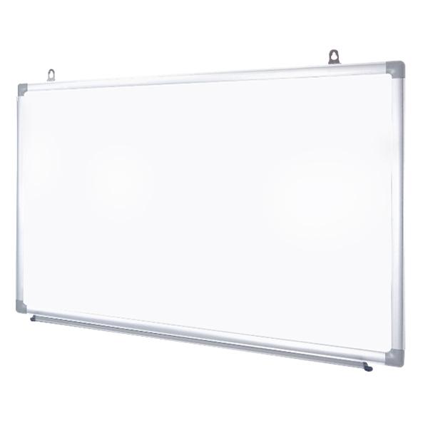 壁掛けホワイトボード 90X180cm TYD-AC-180 ホワイトボード 壁掛け トレイ付 ペン・マグネット付 オフィス 学校 業務用(代引不可)【送料無料】