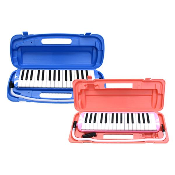 35%OFF 送料無料 鍵盤ハーモニカ ファクトリーアウトレット 32キー マウスピース付き 専用ケースセット 卓奏用パイプ 楽器 吹き口 ホース お手入れクロス付き