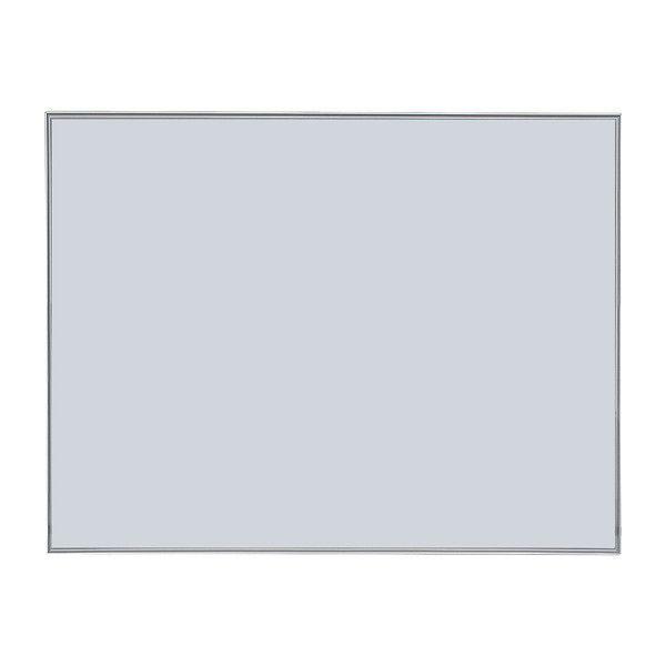 ホワイトボード 無地壁掛34 120×90cm 壁掛け 横型 ホーロー イレイサー付き 白板 whiteboard(代引不可)【送料無料】