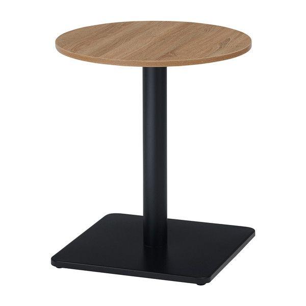 古木柄 カフェテーブル 6060 角型 60×60cm RGカフェテーブル テーブル 机 カフェ(代引不可)【送料無料】