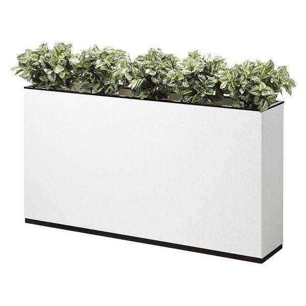 フラワーボックス J型 プランター 花壇 幅150cm プランターボックス(代引不可)【送料無料】