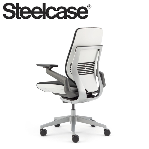 【Steelcase】 スチールケース ジェスチャーチェア シェルバック ライト/ライト リコリス 5S26 デスクチェア(代引不可)【送料無料】