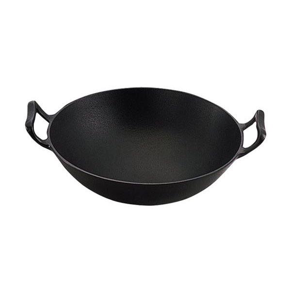 【送料無料】日本製の中華鍋。 池永鉄工 新中華鍋 33cm【送料無料】