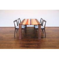 Takatatsu & Co. SESENTA dining テーブル W1850×D900×H700mm BROWN(代引き不可)【送料無料】
