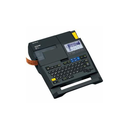 キングジム SR670 ラベルライター 「テプラPRO」 SR670 パソコン(代引不可)【送料無料】