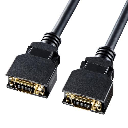 D端子(D1~D5)に対応したビデオケーブル サンワサプライ D端子ビデオケーブル KM-V16-100K2