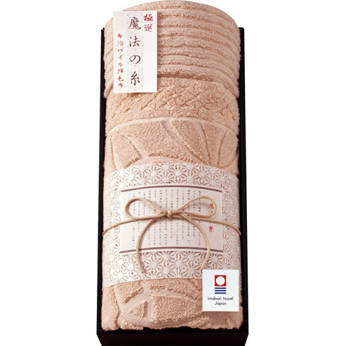 極選 魔法の糸今治製パイル綿毛布 B2028527【送料無料】