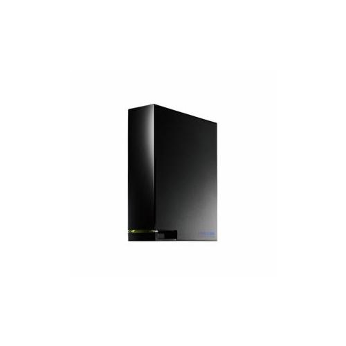 IOデータ HDL-AA1 デュアルコアCPU搭載 ネットワーク接続ハードディスク(NAS) 1TB パソコン ストレージ IOデータ【送料無料】