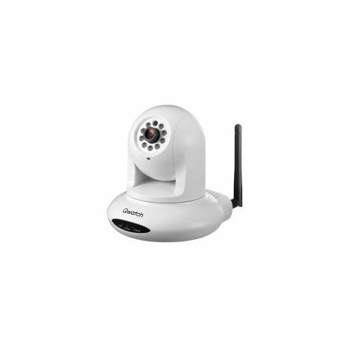IOデータ 有線/無線LAN対応ネットワークカメラ「Qwatch(クウォッチ)」 TS-WPTCAM2 カメラ カメラ本体 IOデータ【送料無料】
