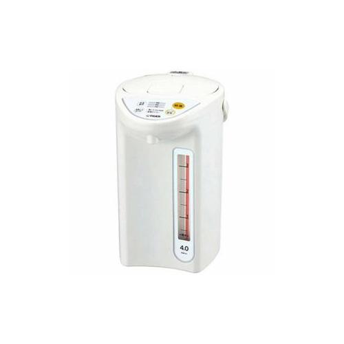 タイガー PDR-G401-W マイコン電動ポット 4.0L ホワイト 家電 生活家電 その他家電用品