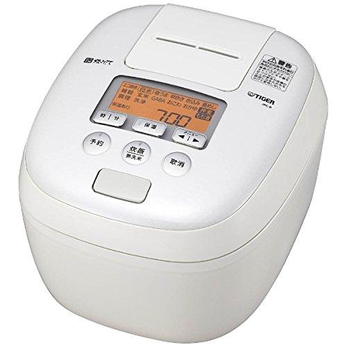 タイガー JPC B181 W 圧力IH炊飯ジャー 1升炊き炊きたてホワイト 家電 キッチン家電 炊飯器 送料無料HID29WE