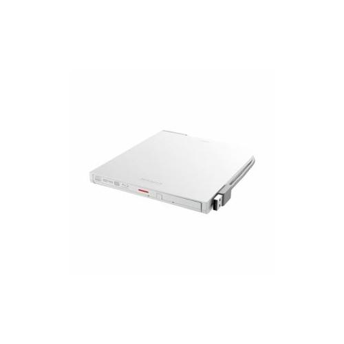 バッファロー BRXL-PT6U2V-WHD BDXL対応 USB2.0用 ポータブルブルーレイドライブ スリムタイプ ホワイト BRXL-PT6U2V-WHD【送料無料】