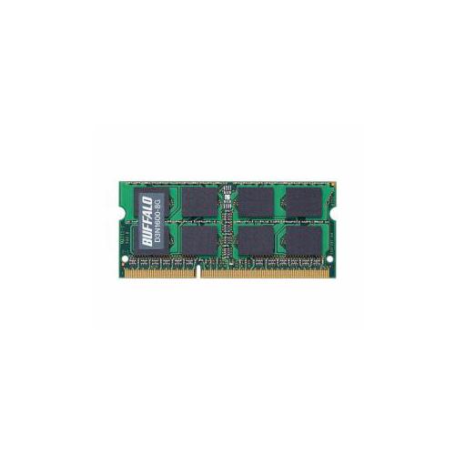 BUFFALO バッファロー D3N1600-8G 1600MHz DDR3対応 PCメモリー 8GB D3N1600-8G パソコン パソコンパーツ メモリー【送料無料】