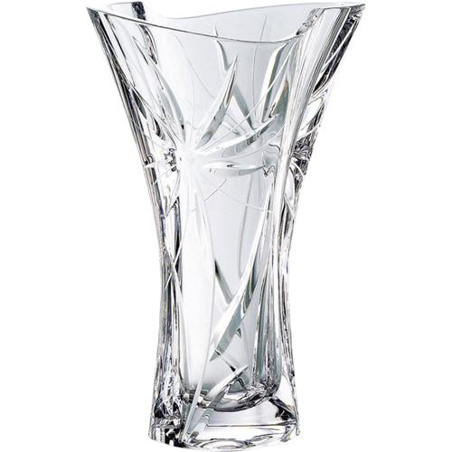 ノーブランド【送料無料】 ガイア C8056114 C8056114 グラスワークスナルミ 雑貨・ホビー・インテリア 25cm花瓶
