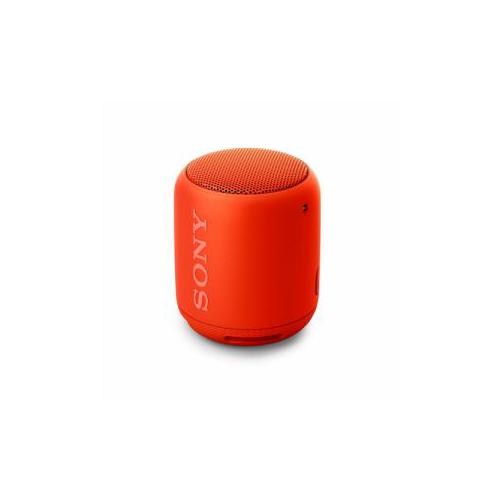 ソニー SRS-XB10-R Bluetooth対応 ワイヤレスポータブルスピーカー オレンジレッド(代引不可)【送料無料】