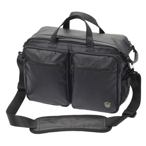 エツミ カメラバッグ スフィーダ ショルダーバッグ d5 8L ブラック VE-3497(代引不可)【送料無料】
