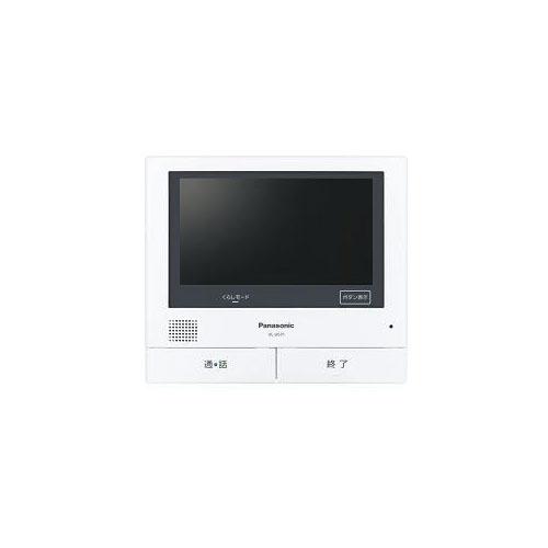Panasonic テレビドアホン用増設モニター 電源コード式 直結式兼用 VL-V671K(代引不可)【送料無料】