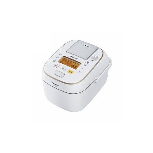 Panasonic 可変圧力IHジャー炊飯器(5.5合炊き) ホワイト SR-PW107-W(代引不可)【送料無料】