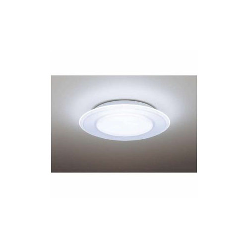 Panasonic リモコン付LEDシーリングライト(~8畳) 調光・調色(昼光色~電球色) HH-XCB0883A(代引不可)【送料無料】