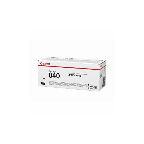 Canon CRG-040MAG トナーカートリッジ040(マゼンタ) CRG040MAG(代引不可)【送料無料】