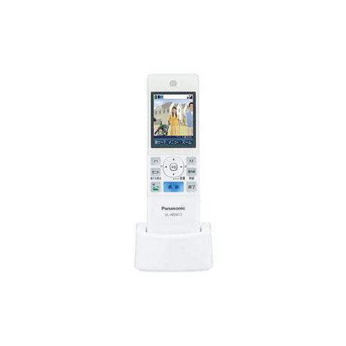 Panasonic どこでもドアホン ワイヤレスモニター子機 VL-WD612(代引不可)【送料無料】