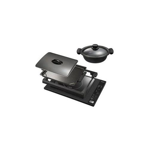 Panasonic IHホットプレート KZ-HP2100-K(代引不可)【送料無料】