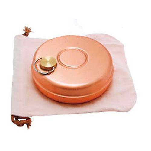 純銅湯たんぽ 850ml S-9397 雑貨 ホビー インテリア(代引不可)【送料無料】