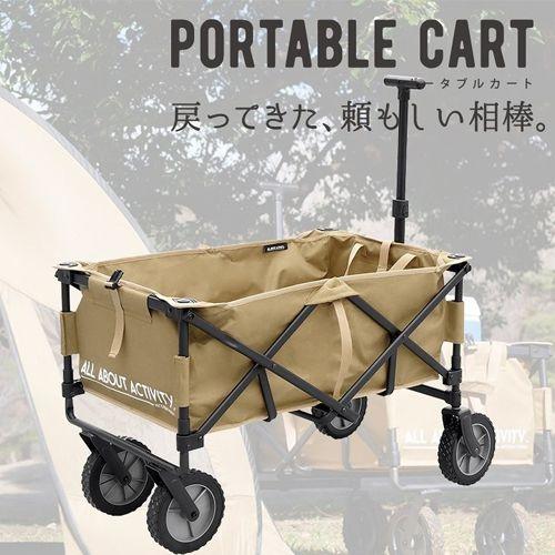 ノルコーポレーション ポータブルカート COYOTE TZZ1601(代引不可)