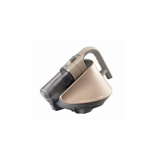 SHARP サイクロンふとん掃除機 「コロネ」 ゴールド系 EC-HX150-N(代引不可)【送料無料】