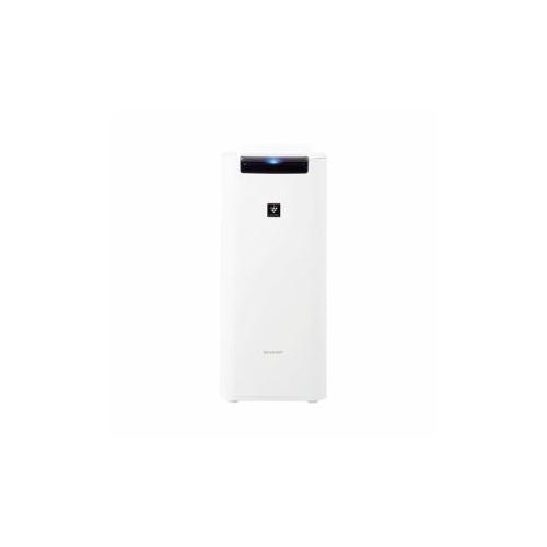 SHARP KI-HS40-W 加湿空気清浄機(空清18畳まで/加湿12畳まで) ホワイト系(代引不可)【送料無料】