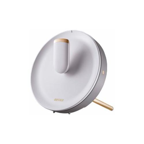 BUFFALO バッファロー 無線LAN親機 AirStation 11ac n a g b トライバンドWi-Fiルーター パールローズグレージュ WTR-M2133HP-PR(代引不可)【送料無料】