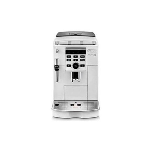 De'Longhi コンパクト全自動エスプレッソマシン「マグニフィカS」ホワイト ECAm23120WN(代引不可)【送料無料】