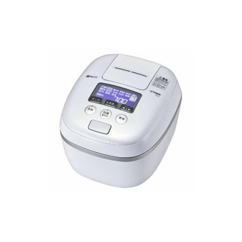 タイガー 圧力IH炊飯ジャー 「炊きたて 360°デザイン」 (5.5合炊き) アーバンホワイト JPC-A102WE(代引不可)【送料無料】