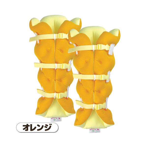 ムッシュ サクラ咲く足まくら EVOLUTION(両足セット) オレンジ 8120733(代引不可)【送料無料】