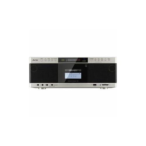 TOSHIBA 【ハイレゾ音源対応】 Aurexシリーズ SD/USB/CDラジオカセットレコーダー サテンゴールド TY-AK1N 家電 TOSHIBA(代引不可)【送料無料】