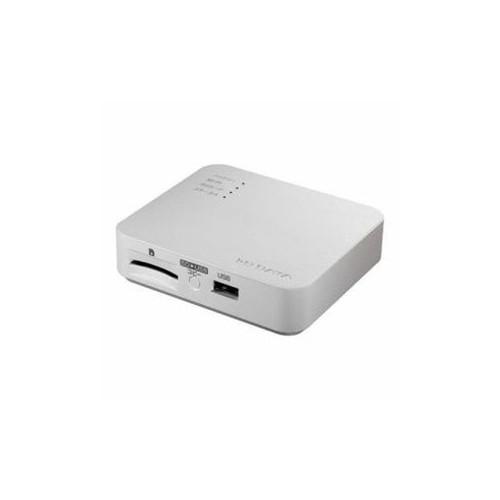 IOデータ Wi-Fi接続リーダー ライター ポケドラ 11ac対応モデル ホワイト WFS-SR03W パソコン(代引不可)【送料無料】