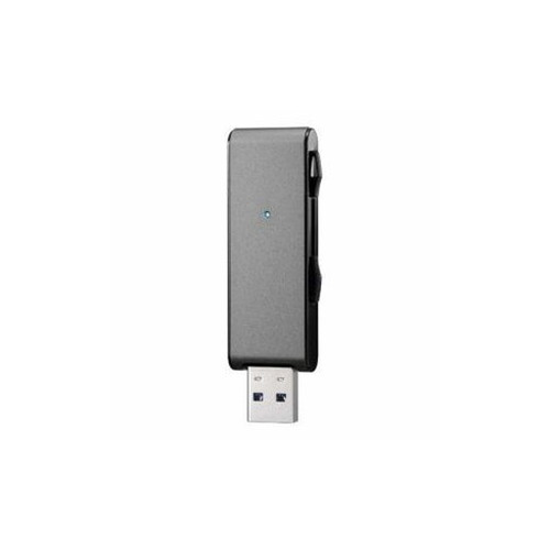 IOデータ USB3.1 Gen 1(USB3.0)対応 アルミボディUSBメモリー 「U3-MAX2シリーズ」 256GB ブラック U3-MAX2/256K(代引不可)【送料無料】