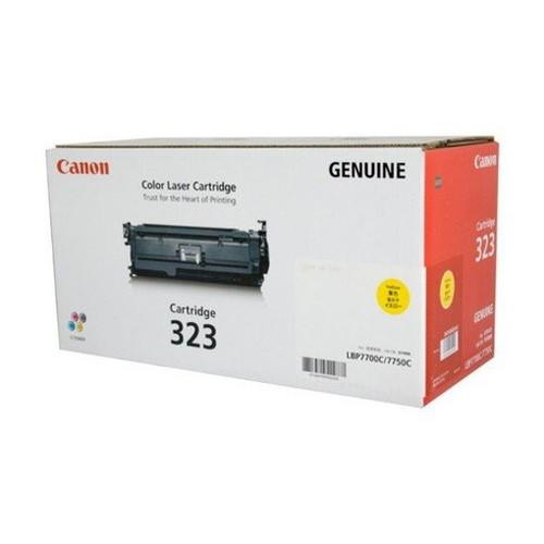 CANON トナー CRG323Y パソコン パソコン周辺機器 トナー CANON(代引不可)【送料無料】