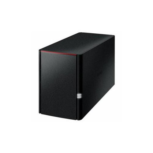 BUFFALO リンクステーション ネットワーク対応 RAID対応 外付けハードディスク 4TB LS220D0402G ストレージ HDD BUFFALO(代引不可)【送料無料】